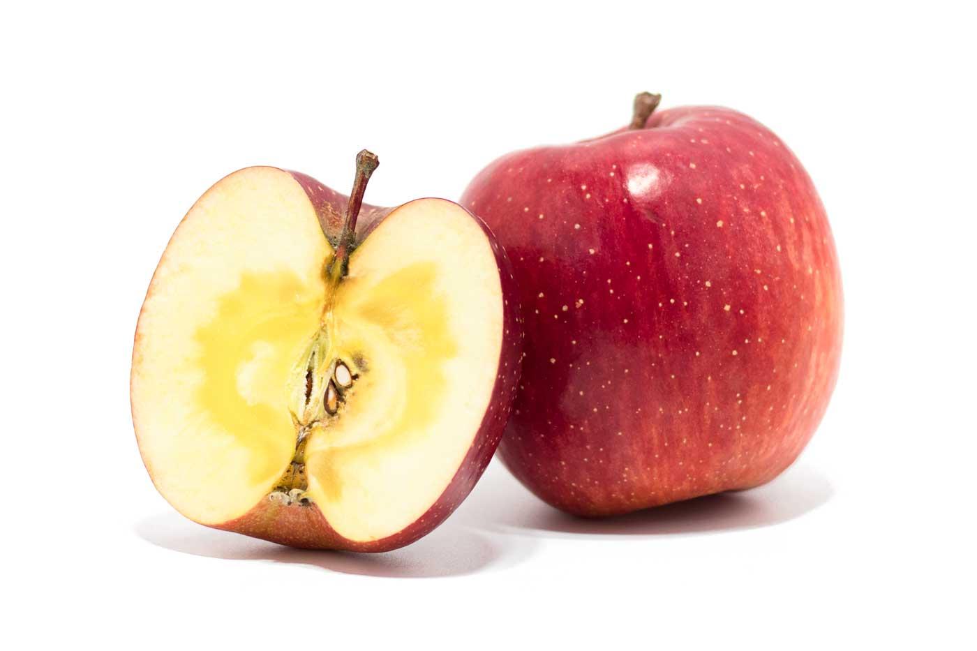 青森県三戸町産りんご
