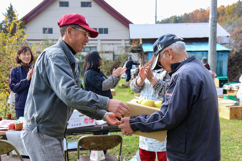 丸末農業りんご祭り2016